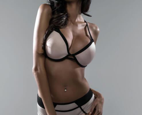 Escort Las Vegas | Ivana Full Frontal Bra and Panties Photo | Girls Direct To You