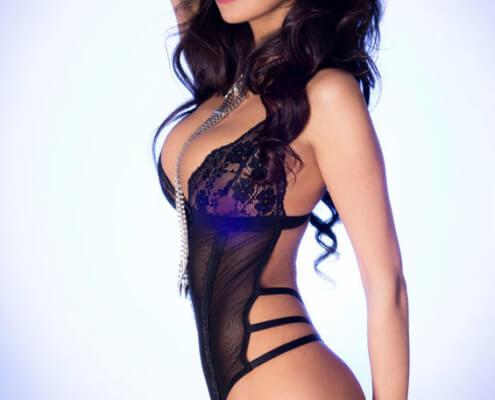 Beautiful Escorts Las Vegas | Lyndsey Side Body Photo | Girls Direct To You