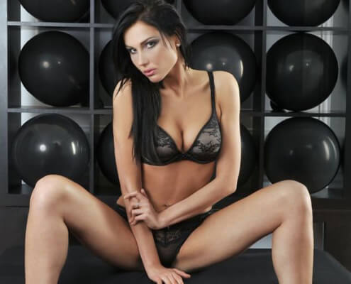 Strippers Vegas | Jeanette Sitting Spread Photo | Girls Direct To You