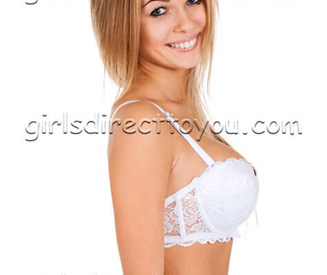 Las Vegas Strippers | Jill Chest White Bra Photo | Girls Direct To You