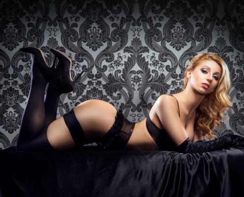 Las Vegas Escorts | Nadia Lying Down Photo | Girls Direct To You