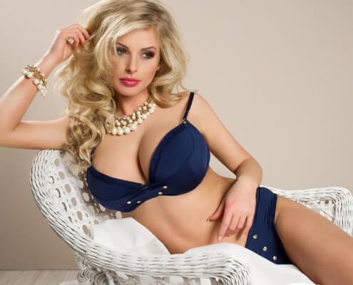 Escort Vegas | Summer Blue Lingerie Photo | Girls Direct To You
